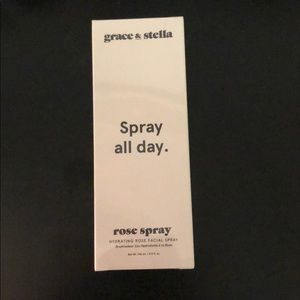 Rose water spray in sealed box, brand new